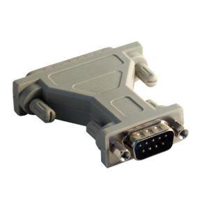 MCL Samar CG-377 - Adaptateur série DB-9 (M) vers DB-25 (M)