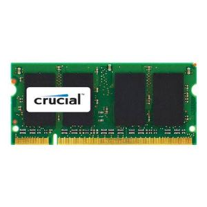 Crucial CT2G2S667MCEU - Barrette mémoire 2 Go DDR2 667MHz 200 broches