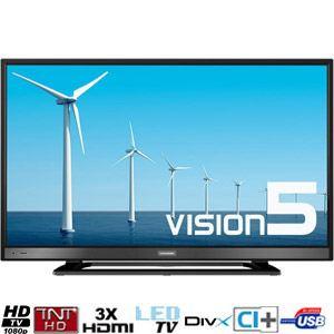 Grundig 40VLE5421BG - Téléviseur LED 102 cm