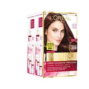 L'Oréal Excellence Crème 4.15 Marron Frappé