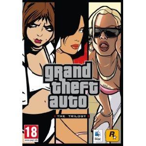 Grand Theft Auto : The Trilogy [MAC]