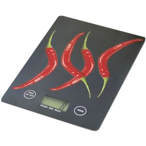 Wenko 25223100 - Balance de cuisine électronique