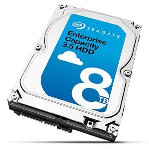 "Seagate ST8000NM0055 - Disque dur interne 8 To 3.5"" SATA III 7200rpm"