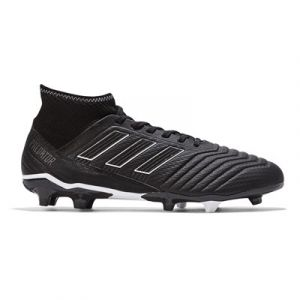 Adidas Predator 18.3 FG, Chaussures de Football Homme, Noir