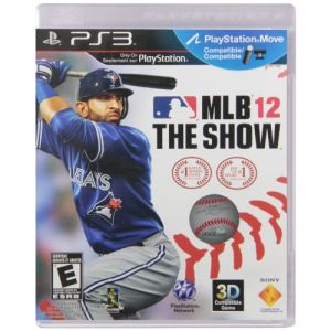 MLB 12 : The Show (PlayStation Move) [PS3]