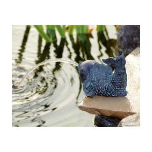 Ubbink 1386009 - Petit poisson 12,5 cm pour bassin de jardin