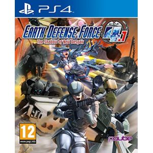 Earth Defense Force 4.1 : the Shadow of New Despair [PS4]