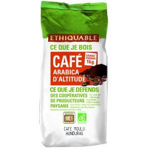 Ethiquable Café MOULU Honduras BIO 1kg