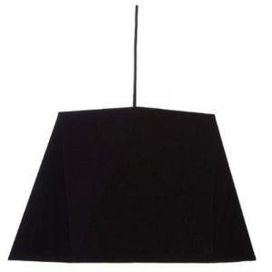 """Atmosphera Lampe Suspension Design """"Dori"""" 42cm Noir"""