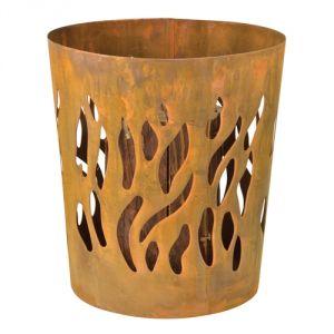 Esschert design Rusty - Braséro à bois