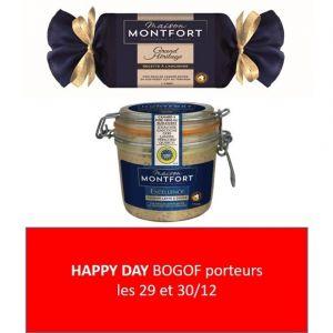 Maison Montfort Excellence - Foie gras de canard entier cuisson lente et douce bocal - origine igp sud-ouest