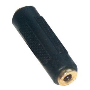 MCL Samar CG-710HQ - Coupleur audio mini-phone Stéréo 3,5 mm (F) vers mini-phone Stéréo 3,5 mm (F)