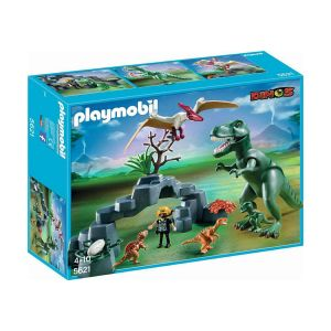 Playmobil 5621 - Dino Club Set