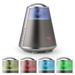 LTC Audio FREESOUND65 - Enceinte Bluetooth 360° LED FM batterie