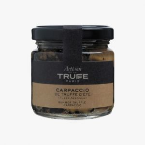 Artisan de la Truffe Carpaccio de truffe d'été