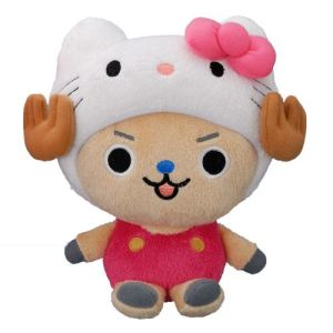Bandai Peluche Hello Kitty 17 cm