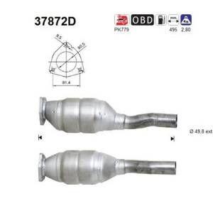 AS Catalyseur 37872D