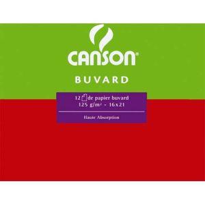 Canson 91123 - 25 feuilles de papier buvard (50 x 65 cm)