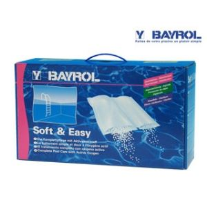 Bayrol Soft & Easy 30 m3 - 12 sachets désinfectants