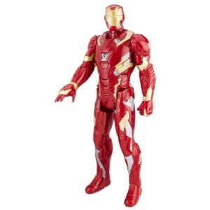 Hasbro Figurine Avengers Titan électronique Iron Man