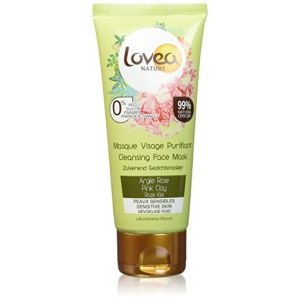 Lovea Masque visage purifiant argile rose
