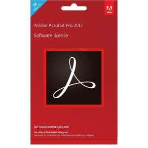Acrobat Pro 2017 - Mac [Mac OS]