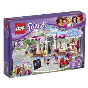 Lego 41119 - Friends : Le cupcake café d'Heartlake City