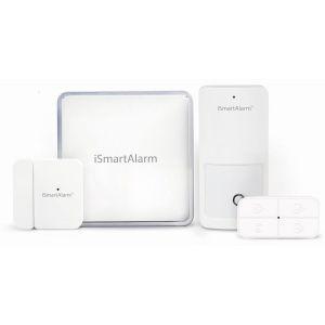 iSmartAlarm Pack alarme sans fil + accessoires ISA1G
