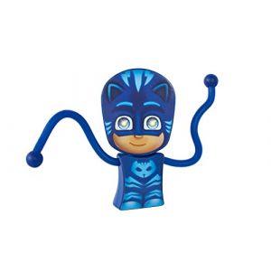 Worlds Apart Pyjamasques Yoyo -Lampe et veilleuse GoGlow Hero avec bras flexibles
