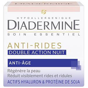 Diadermine Crème anti-rides double action nuit