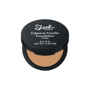 Sleek MakeUp Crème to Powder Foundation