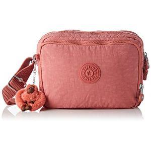 Kipling Silen, Sacs bandoulière femme, Rose (Dream Pink), 11x24x18 cm (B x H T)
