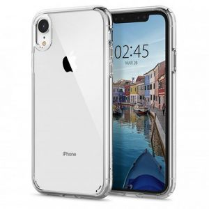 Spigen Case Ultra Hybrid Crystal Clear iPhone XR