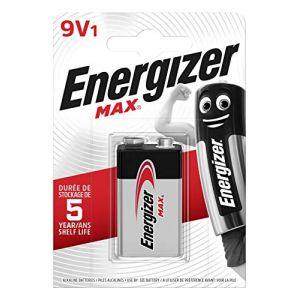 Energizer Pile Max 9V,