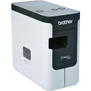 Brother P-Touch PT-P700 - Etiqueteuse monochrome transfert thermique USB 2.0