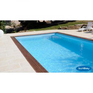 piscine bois evora 6.00 x 4.00 x h1 33m