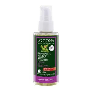 Logona Huile capillaire réparatrice Inca Inchi - 75 ml