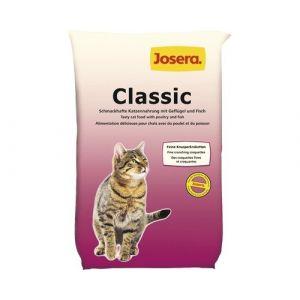 Josera Croquettes Classic pour chat 10 kg