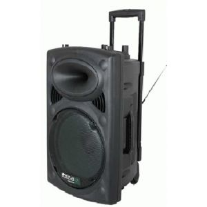 Ibiza Sound PORT12VHF-BT - Sono enceinte portable