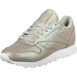 Reebok CL Leather Pearlized W chaussures 7 champagne