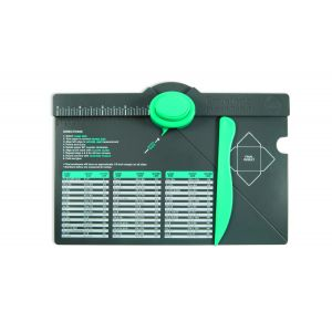 "Rayher Envelope punch board €"" enveloppe punch board idéale pour le scrapbooking €"" créateur d'enveloppes We R Memory Keepers €"" Multicolore"