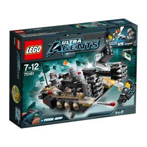 Lego 70161 - Ultra Agents : L'attaque du tank