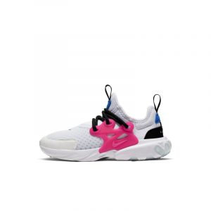 Nike Chaussures enfant RT PRESTO (PS) / BLANC blanc - Taille 28,31,32,33,34,35,33 1/2,27 1/2,31 1/2,28 1/2,29 1/2