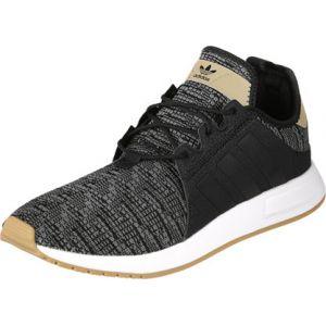 Adidas X_PLR, Chaussures de Fitness Homme, Noir (Negbás/Gum3 000), 46 EU