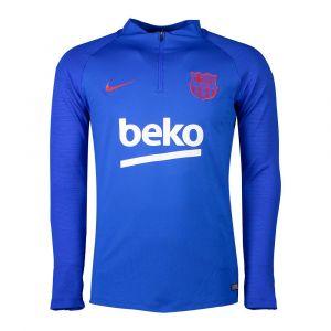 Nike Haut de football Dri-FIT FC Barcelona Strike pour Homme - Bleu - Taille S - Male