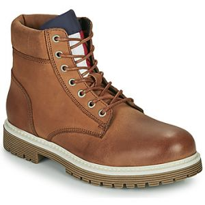 Tommy Jeans Boots OUTDOOR NUBUCK BOOT Marron - Taille 40,41,42,43,44