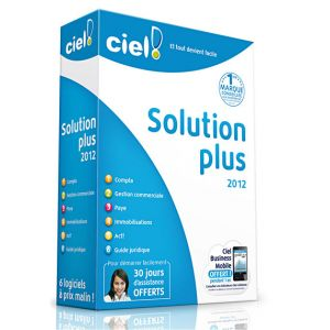La Solution Plus 2012 pour Windows