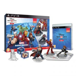 Infinity 2.0 : Marvel Super Heroes - Pack de démarrage [PS3]