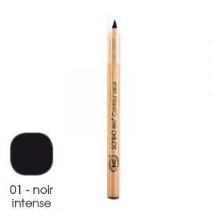 So'Bio Étic Crayon yeux tenue intense 01 Noir chic