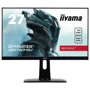 "iiyama 27"" LED - G-MASTER GB2760HSU-B1 Red Eagle"